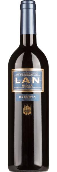 LAN Rioja Reserva Bodegas Lan