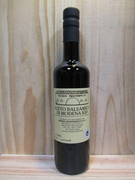 Aceto Balsamico 500 ml FM 02 Fondo Montebello