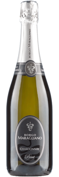 Borgo Maragliano Spumante Chardonnay Piemonte